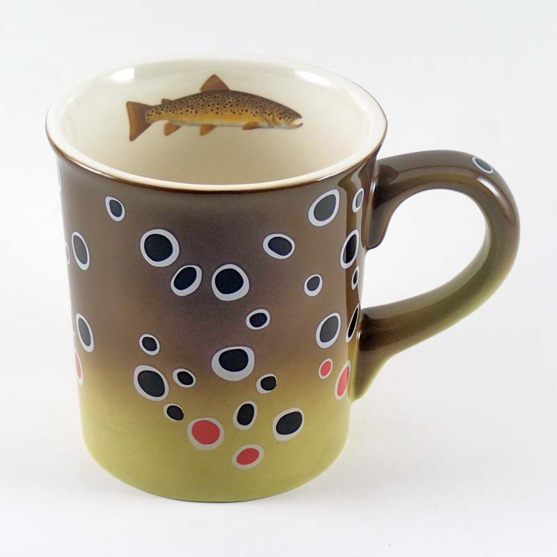 Brown-Trout-Mug