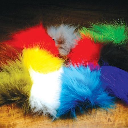 Arctic Fox Fur fly tying