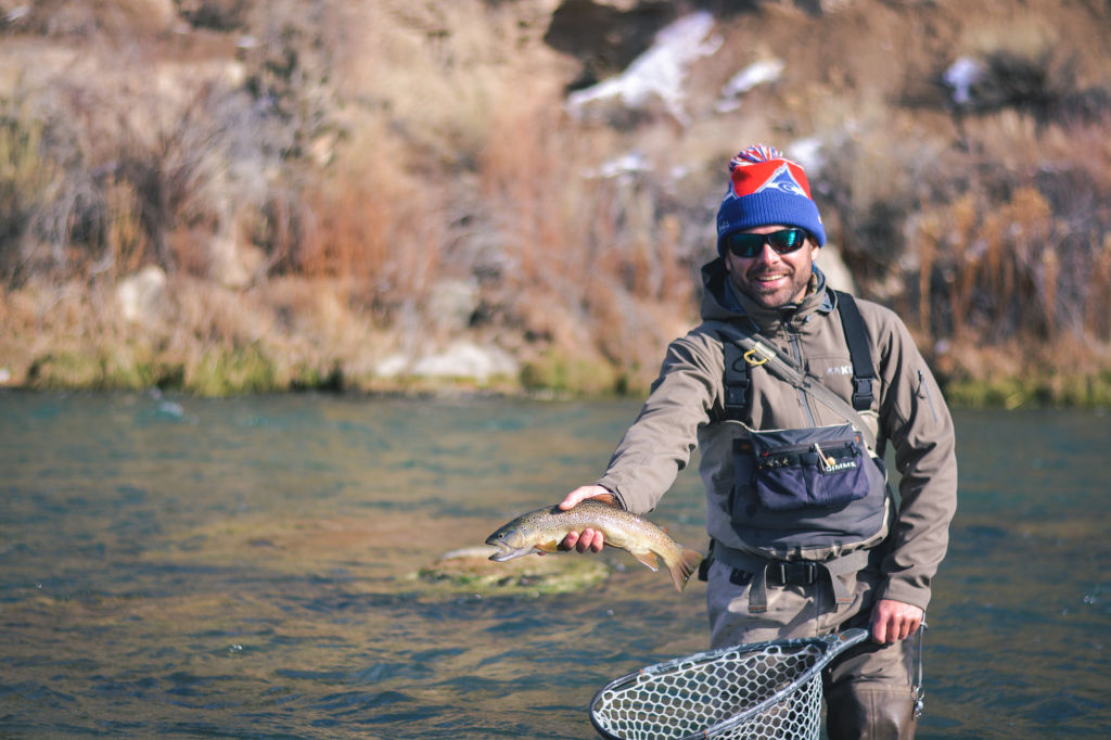A day of spey on the san juan river in january for San juan fly fishing