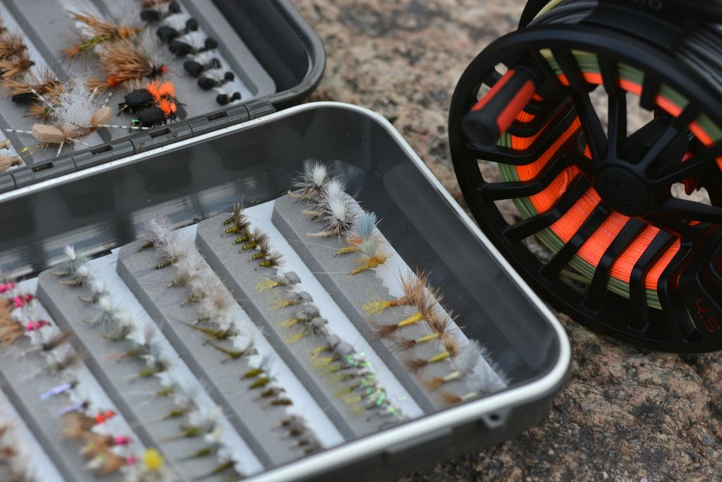 Dry flies and Zero