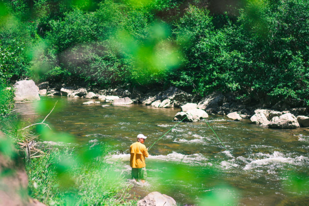 Summer Fly Fishing in Durango - Duranglers Fly Fishing - Andy McKinley