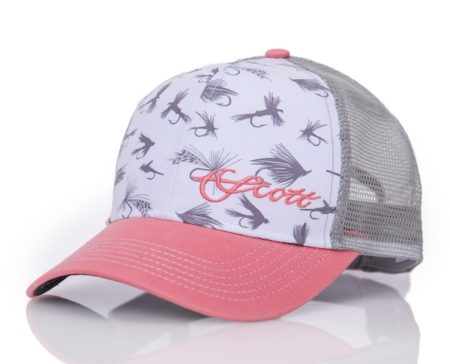 Scott Fly Rods Women's Flies Trucker Hat
