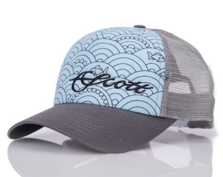 Scott Fly Rods Women's Waves Trucker Hat